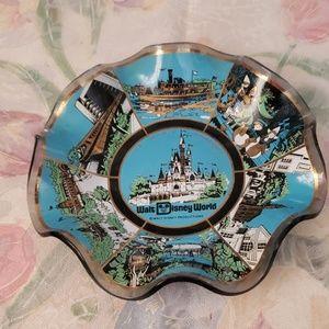 Vintage Walt Disney World The Magic Kingdom Bowl